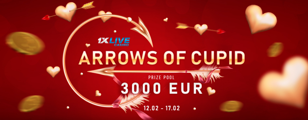 Arrows of cupid