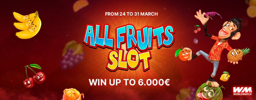 All Fruits Slot